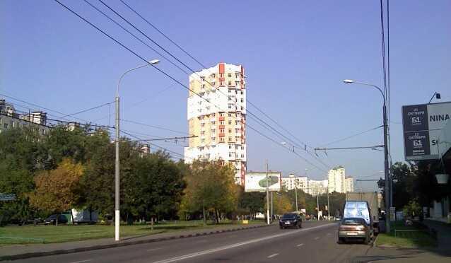 ЖК на Коровинском шоссе